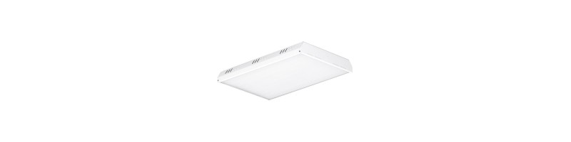 AR-LHB2120D/50 - Ostia SQR Linear 2ft 120W LED High Bay