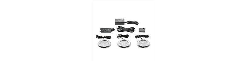 AR-PU100 - Under Cabinet Puck Lights Kit 2700K