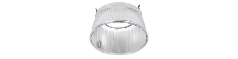 AU-HBACR1 - Ostia Highbay 60° Acrylic Reflector