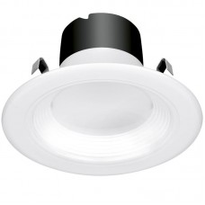 "AR-DL2240 Range - EsoFit 4"" 9w LED Baffle Retrofit Trim"