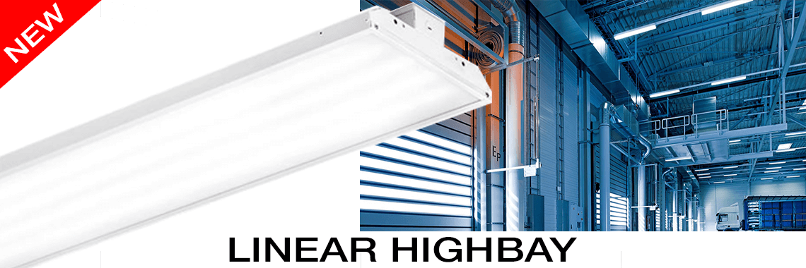 LED High Bays (Linear)