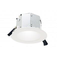 "AL-SDL49 Range - Remodel 4"" 9W LED Slimline Edge-Lit Downlight with J-Box"
